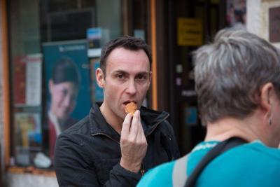 Scratch London's Ten Tastes of Soho - Interview 18