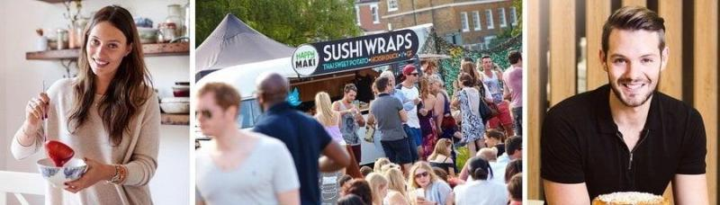 Foodies Festival Celebrates 10th Anniversary at Clapham Common, July 24,25,26 6