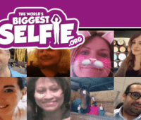 "LDN Life - Supporting ""The Worlds Biggest Selfie"" 78"