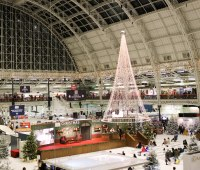 Ideal Home Show at Christmas After Dark Review 1