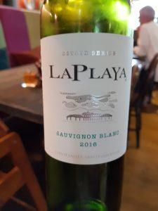 La Playa Sauvignon Blanc Estate Series 2016