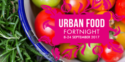 Urban Food Fortnight 8-24 September 11