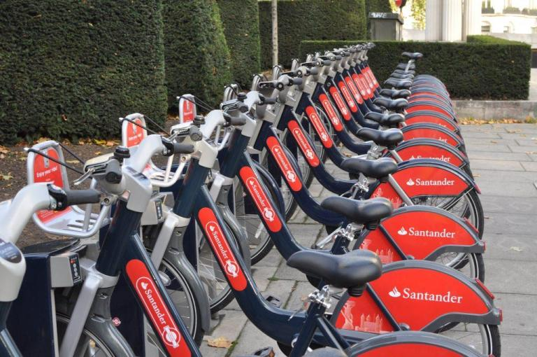 A first look at the next generation Santander Cycles 29