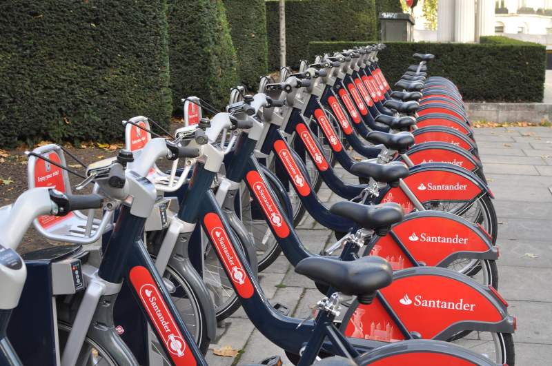 A first look at the next generation Santander Cycles 11