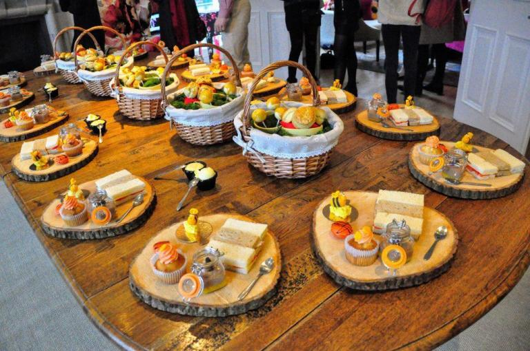 TheSilly Old BearAfternoonTea @ The Pelham Review 41