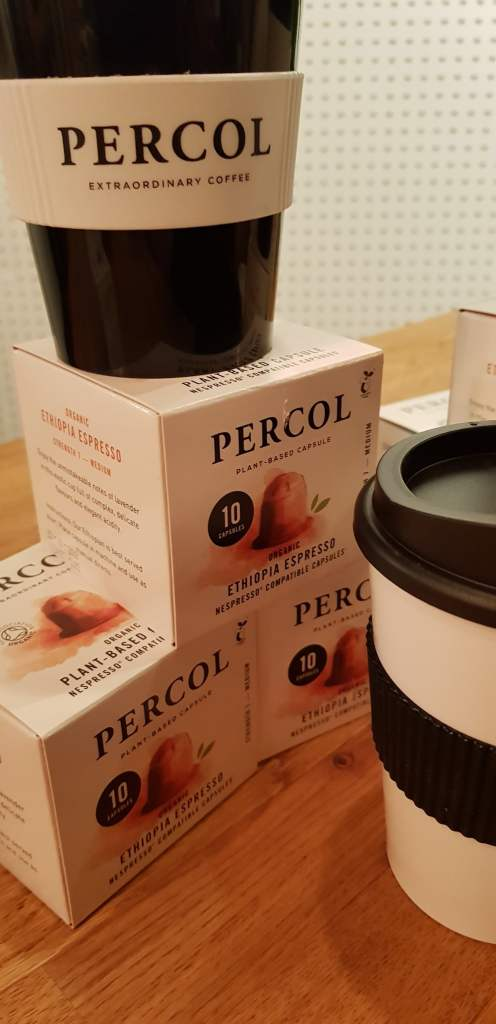 Percol Coffee brings 'The World's Most Sustainable Coffee Shop Pop-up' to Shoreditch 15