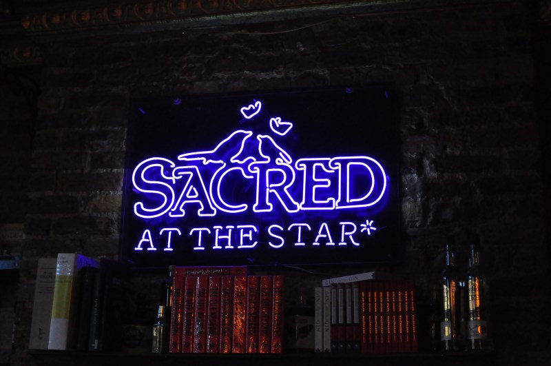 A Night with Sacred Spirits at The Sacred at The Star 1