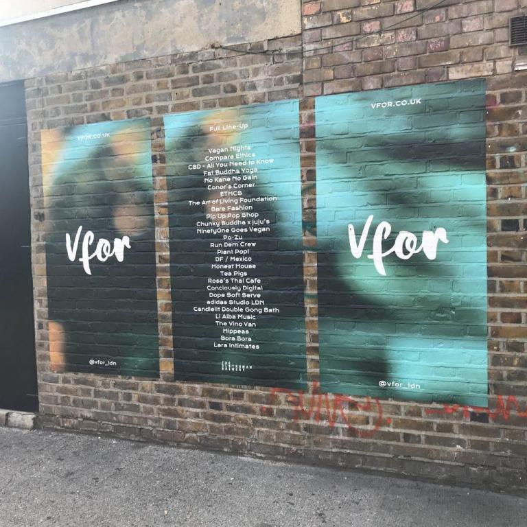 V for festival