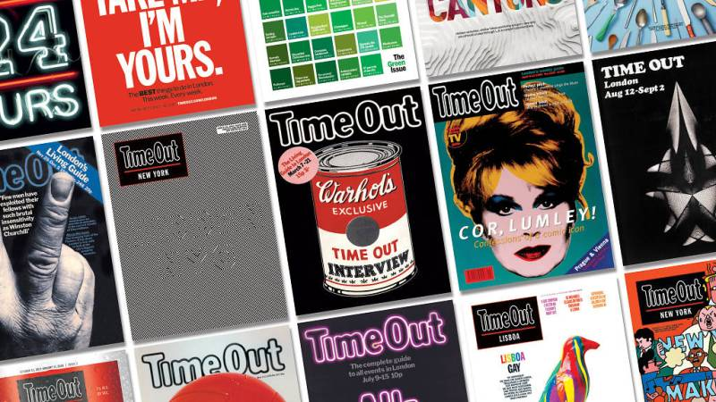 Time Out turns 50 and they are throwing a huge party! 7