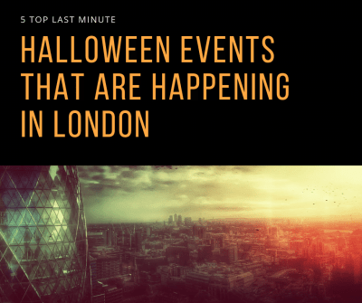 Halloween london