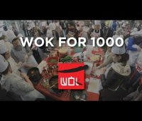 #Wokfor1000 will attempt to cook 1000+ meals in one day in Borough Market 18