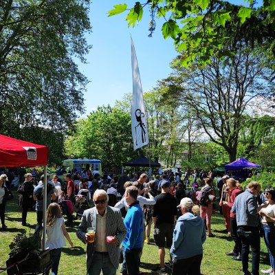 Surbiton Food Festival 4th to 19th May 20