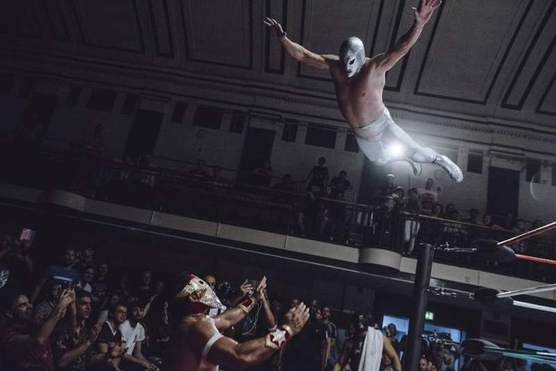 The Greatest Show of Lucha Libre - Preview 14