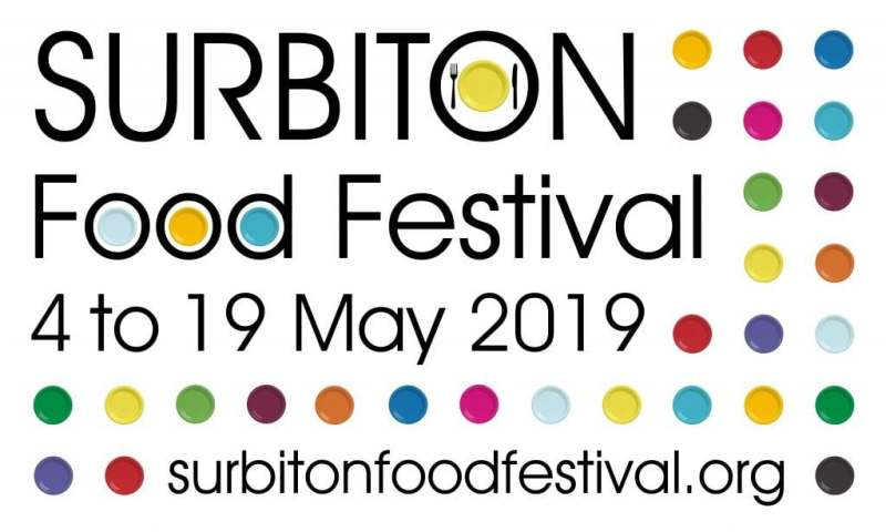 Surbiton Food Festival 4th to 19th May 10