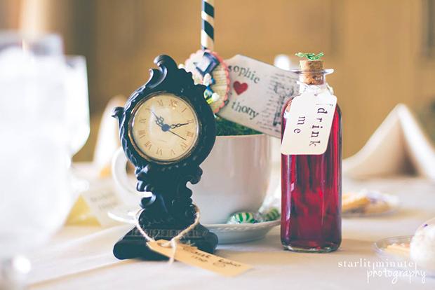 Sophies Wonderland Bridal Tea Party Laredo Weddings And Quinces