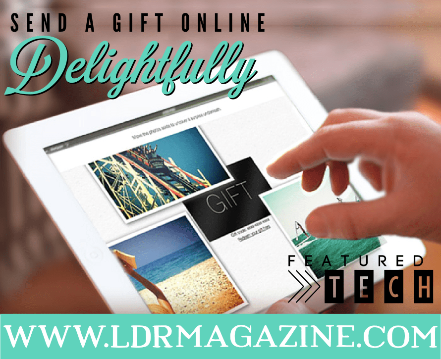 Send a gift online Delightfully! - LDR Magazine
