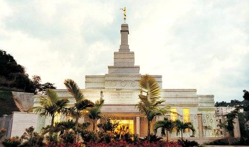 Caracas Venezuela LDS Temple