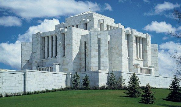 Cardston Alberta Canada Temple