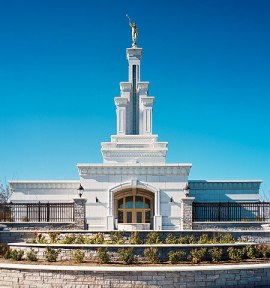 Columbia River Washington LDS Temple