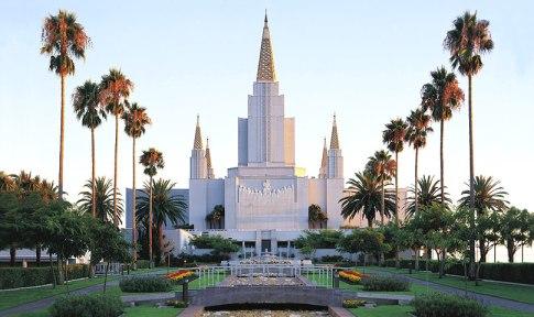 Oakland California LDS Temple