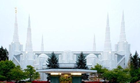 Portland Oregon LDS Temple
