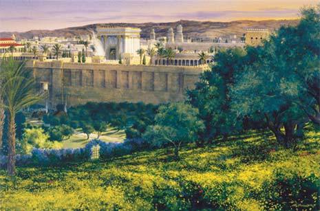Temple of Harod