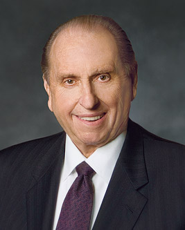 President ThomasS. Monson
