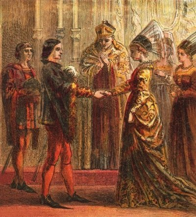 Underage marriages in medieval history