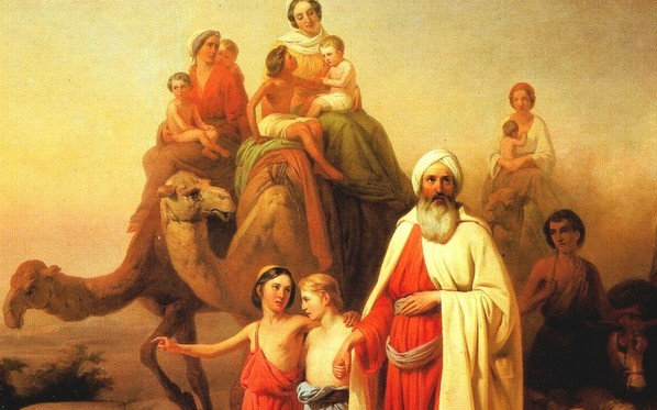 Abraham lived plural marriage (Sarah & Hagar) as commanded by the Lord