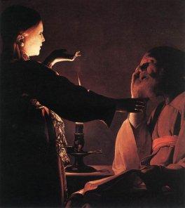 Georges de La Tour - Joseph's Dream