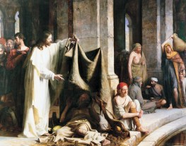 Christ Healing the Sick at Bethesda, by Carl Heinrich Bloch