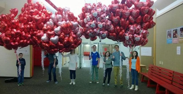 Rexburg Teen Gives Valentine's To Every Girl in School