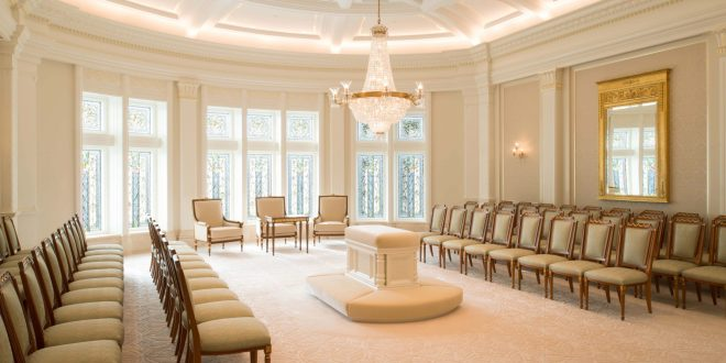 PHOTOS: First Look Inside the Payson Utah Temple