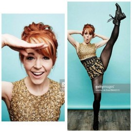 Lindsey Stirling Performs at BBMAs
