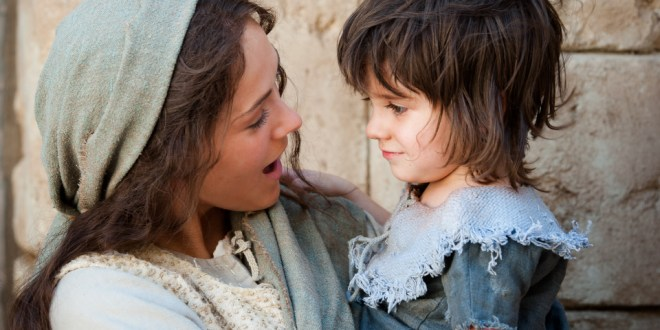 """""""Behold Thy Mother"""" - Mother's Day FHE Lesson"""