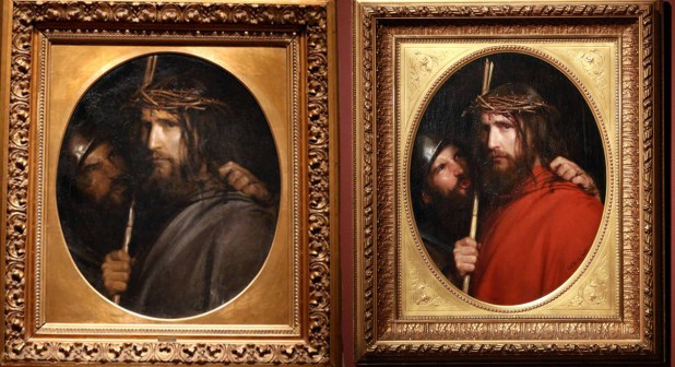 The Mocking of Christ, by Carl Bloch