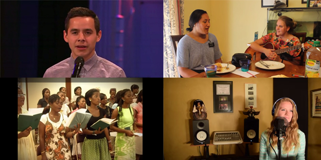 5 Beloved LDS Hymns in Different Languages