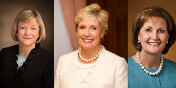 Church Adds Female Leaders to Three Leading Church Councils