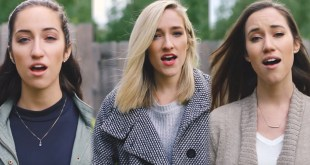 """Three LDS Sisters Cover Adele's New Massive Hit """"Hello"""""""