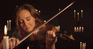 Jenny Oaks Baker Kicks Off 12 Days of Social With Beautiful Christmas Song