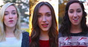 "The Gardiner Sisters Warm the Heart with ""The First Noel"""