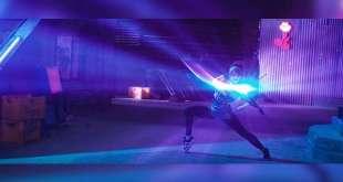 Lindsey Stirling's New Futuristic Rock'em Sock'em Music Video