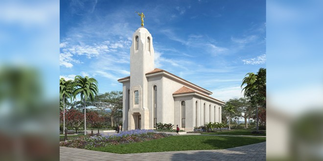 Groundbreaking Announced for Durban South Africa Temple