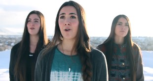 Watch This Breathtaking Cover of Come Thou Fount of Every Blessing & If You Could Hie to Kolob