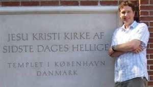 Chad at Copenhagen
