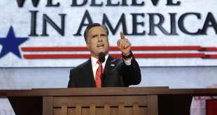 Mitt Romney to Deliver Major Speech on 2016 Presidential Race Thursday Morning