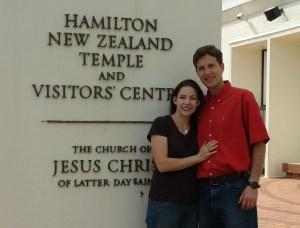 New Zealand Chad and Stephanie