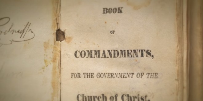 New Volume of 'The Joseph Smith Papers' Released by Church