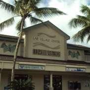 Laie Shopping Center.