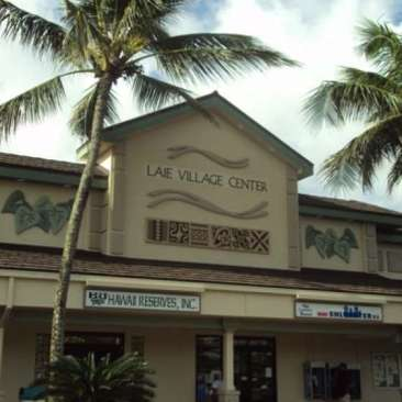 Laie Shopping Center.